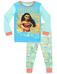 Disney Girls' Moana Pajamas