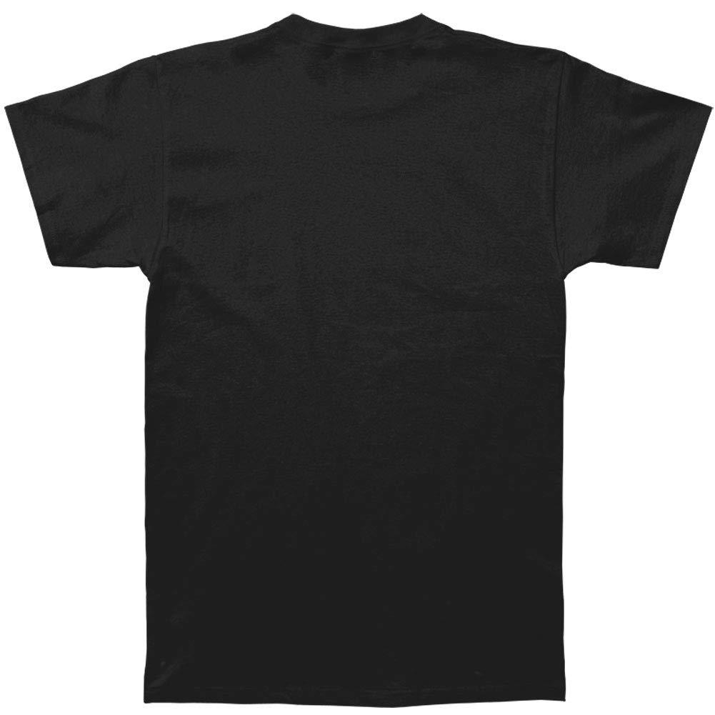 db68d843a Amazon.com: Black Sabbath Men's Sabbath Bloody Sabbath Cutout T-shirt Black:  Clothing