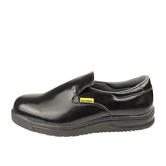 DDTX Unisex-Adult'Slip y aceite resistente a la industria ligera Zapatos de la Industria Blanco(40) jxLXGaFjI