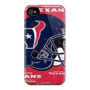 CharlesPoirier Iphone 6 High Quality Cell-phone Hard Covers Allow Personal Design Lifelike Houston Texans Pictures [VfA18668DfHR]