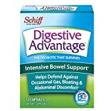amazon advantage - Digestive Advantage Intensive Bowel Support - Probiotic that defends against gas & bloating, 32 Capsules