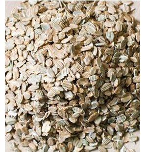 Grains BG13949 Grains Rye Flakes Rolled - 1x25LB Rye Flakes
