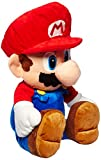 Nintendo Mario The Real Thing Cuddle Pillow