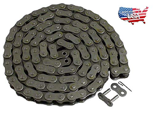 #60 Timken Drives Roller Chain 10 Foot Roll 3/4