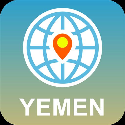 Yemen Map Offline (Yemen Map)