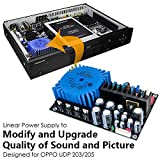 Nobsound Pure Handmade Built-in Linear Power Supply Board for Oppo UDP203/205 Modified Upgrade