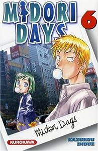 Midori Days, Tome 6 par Kazuro Inoue