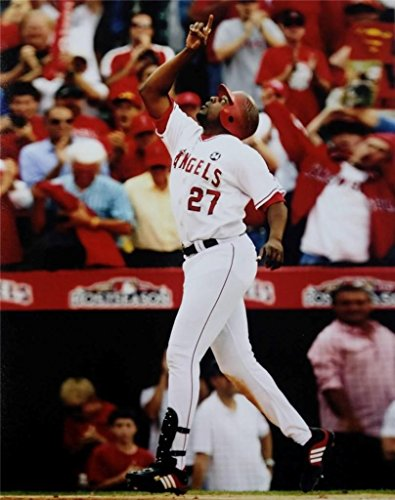 Vladimir Guerrero Photograph 8x10 Matte Photo Los Angeles Angels 1