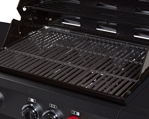 Enders Gasgrill Simple Clean : Testbericht enders kansas gasgrill black pro k turbo vorstellung