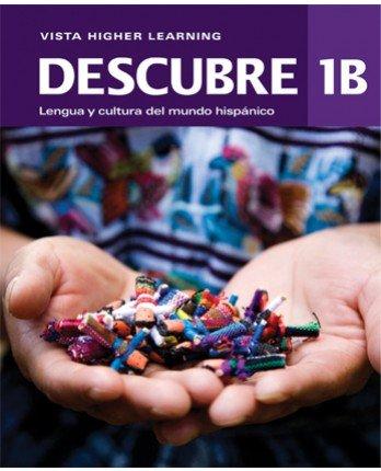 Descubre ©2014, Level 1B Bundle - Student Edition, Supersite Code ...