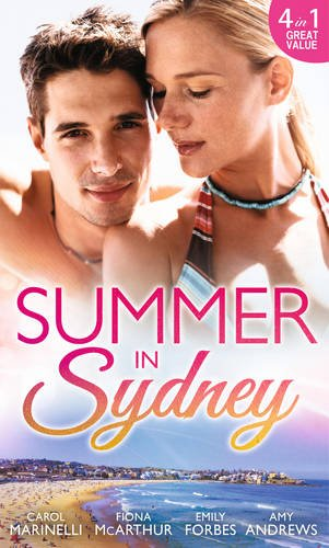 book cover of Summer in Sydney