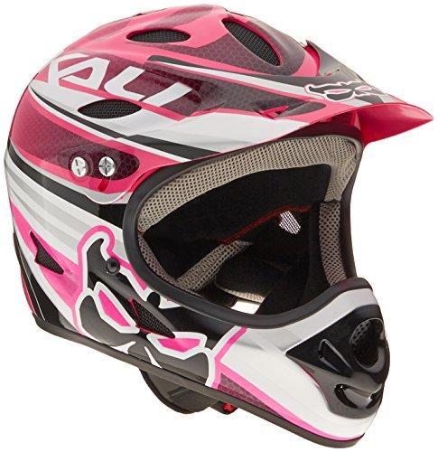 Kali Protectives Us Savara Bike Helmet  Celebrity Pink  Large