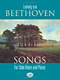 Songs for Solo Voice and Piano (Dover Song Collections)