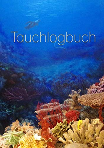 Tauchlogbuch: Notizbuch für alle Taucher / Dive Log / A5 / 110 Seiten (German Edition) (Fur Sonnenbrillen)