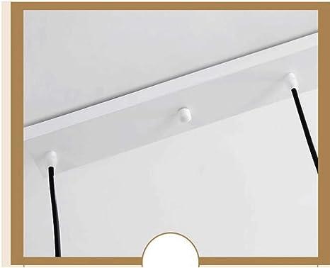 Ceiling Chandelier Led lámpara de Apartamento Pequeño Salón Comedor Dormitorio de la lámpara de Cristal Simple Hierro Forjado decoración del hogar de la lámpara (Color : Wood Color): Amazon.es: Hogar