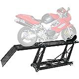 Black Widow BW-550 Hydraulic Motorcycle Lift