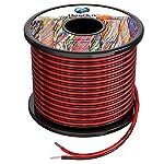 Silicone Fili elettrici 2x0.3mm² 22AWG 2 Core 2x30metri Cavo Elettrico filo di rame stagnato a più fili Alta Temperatura… 51po%2BDMtA4L. SS150