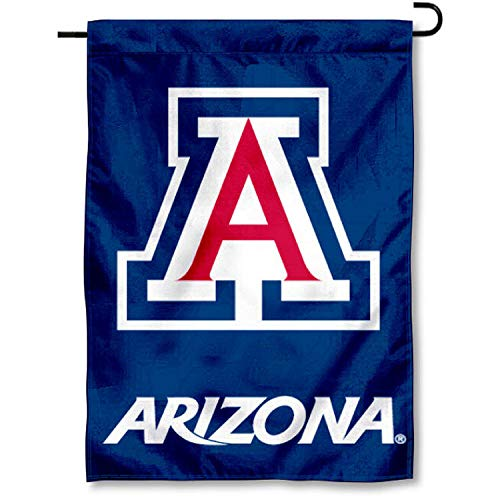 University of Arizona Garden Flag and Yard Banner