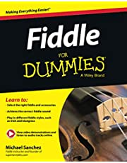 Fiddle For Dummies: Book + Online Video and Audio Instruction