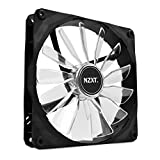 NZXT Technologies NZXT FZ-140mm Orange LED Cooling (RF-FZ140-O1)
