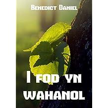 I fod yn wahanol (Welsh Edition)