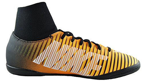 Nike Jr. Mercurial X Victory 6 Dynamic Fit IC, Chaussures de Football Mixte enfant, Laser Orange/Black-White-V LASER ORANGE/BLACK-WHITE-VOLT