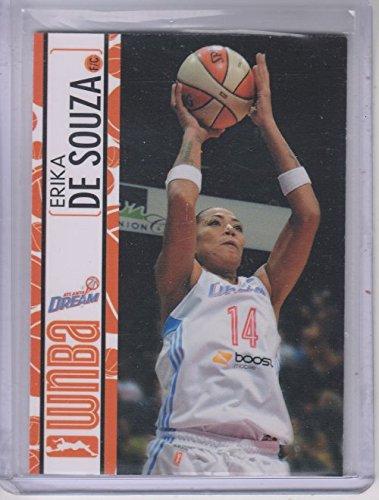 2013 WNBA #5 Erika de Souza - - Erika 5