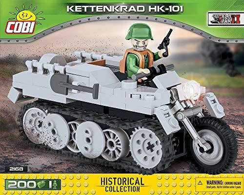 COBI Small Army Sd. Kfz. 2 Kettenkrad HK 101 Tank