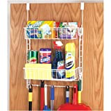 Grayline Housewares Tiered Cleaning Supply Organizer
