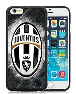Juventus 8 Black iPhone 6 4.7 inch Screen TPU Phone Case Genuine and Custom Design