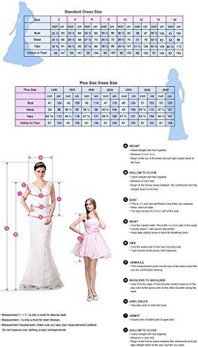Lemai Criss Cross Long Sash A Line Prom Fomal Corset Evening Bridesmaid Dresses Charcoal US16W