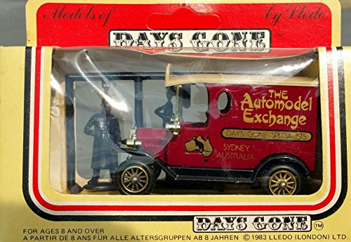1983 LLEDO DAYS GONE BY THE AUTOMODEL EXCHANGE AUSTRALIA DELIVERY TRUCK in Diecast - Delivery Australia