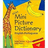 Milet Mini Picture Dictionary: English-Portuguese