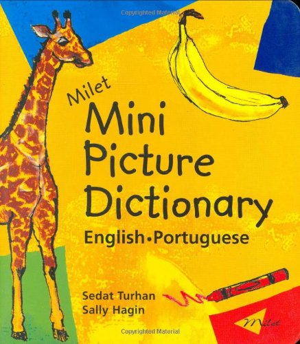 Milet Mini Picture Dictionary: English-Portuguese ebook