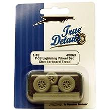 TRUE DETAILS TD48064 Dornier Do 335 Wheels