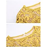 JBZYM VD79027C1 In The Skirt Seven Waist Lace Women Dresses - Size XXXL