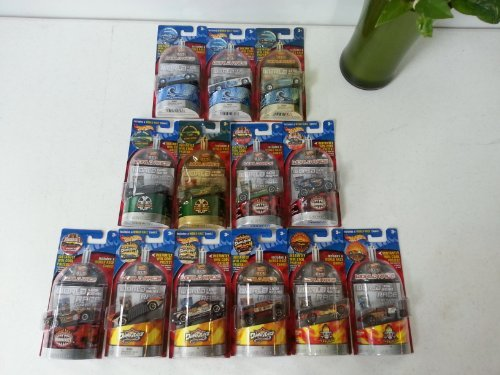 World Race (Hotwheels 2003 Highway 35 World Race - A Rare Collection of 13 Cars - An Ultimate Track Set of World Race Collection)