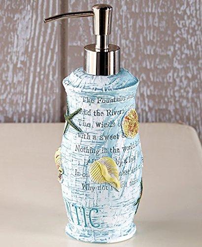 Popular Beach Soap Dispensers For Beach Homes - Beachfront Decor OZ63