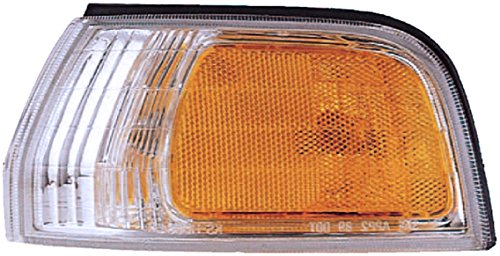 Dorman 1630712 Honda Accord Front Driver Side Parking / Turn Signal Light Assembly 93 Honda Accord Corner