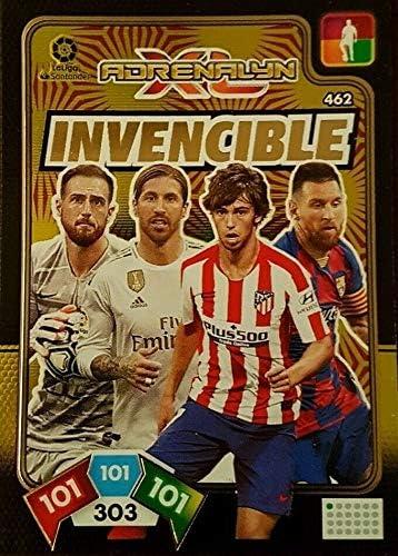 Desconocido Card Invencible Bal/ón de Oro Adrenalyn XL 2019 2020