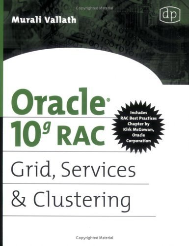 Oracle 10g RAC Grid, Services & Clustering Pdf
