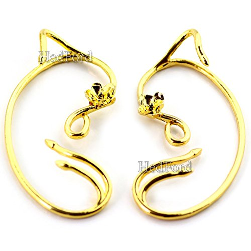 Lefou Costume (Beauty and the Beast Ear Cuffs by HedFord – Belle Jewelry Merchandise With Exquisite Style)