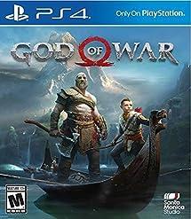 Amazoncom God Of War Playstation 4 Sony Interactive Entertai