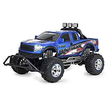 New Bright RC F/F 9.6V Baja Extreme Ford Raptor Vehicle 1  sc 1 st  Amazon.com : ford raptor remote control car - markmcfarlin.com