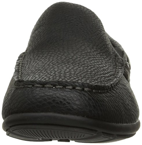 Loafer Slip Black Varies GBX on Men's Black Ludlam R41HWqIxa