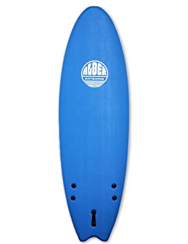 Tabla De Surf Alder Comp Fish 6.0 Softboard