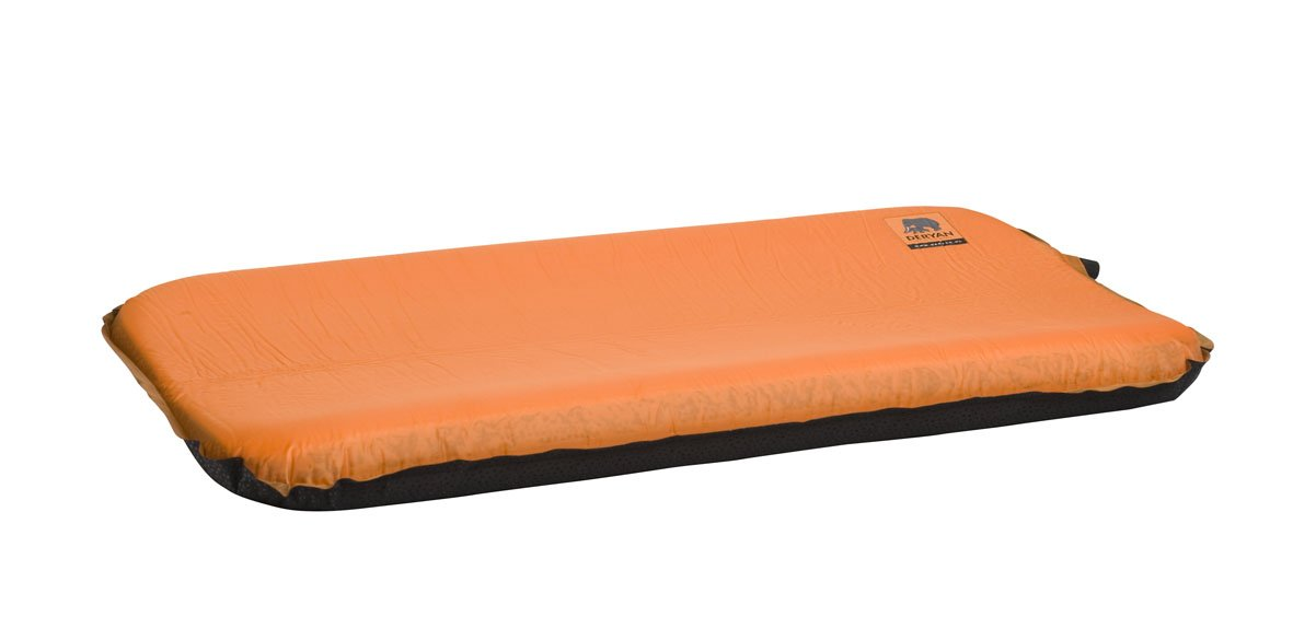 Deryan WK-O - Cambiador hinchable, color naranja: Amazon.es ...