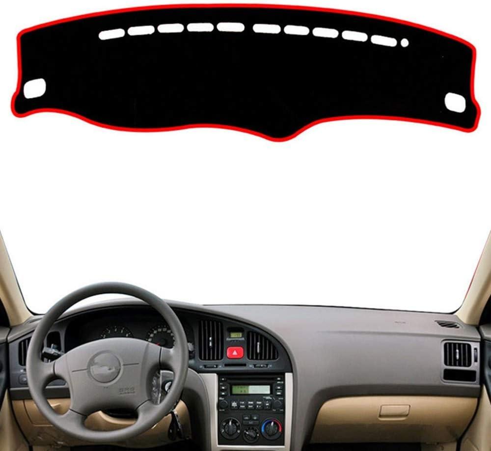para Hyundai Elantra I30 XD 2001 2002 2003 2004 2005 2006 WBMKH /Tablero de Instrumentos Alfombrilla de Cubierta Alfombrilla de Instrumentos Sombrilla Instrumento Alfombra Accesorios para Coche