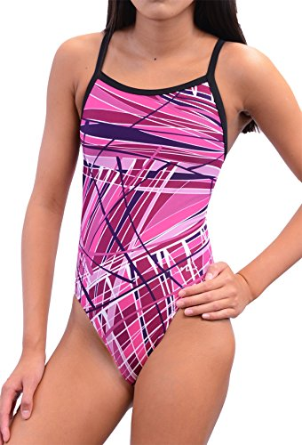 Adoretex Women's Pro One Piece Athletic - Swimsuit Racing