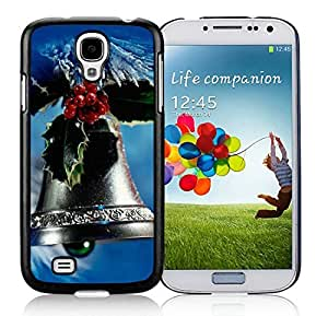 Custom Samsung S4 TPU Protective Skin Cover Merry Christmas Black Samsung Galaxy S4 i9500 Case 74